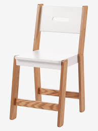 junior chair seat height 45 cm architekt line white light two color multicol