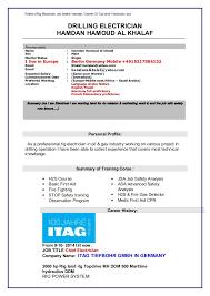 14 Electrician Resume Sample Doc Hospedagemdesites165 Com