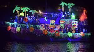 San Diego Bay Parade Of Lights Beauteous San Diego Bay Parade Of Lights Seaport Village