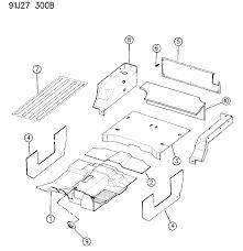 1993 Jeep Wrangler Tail Light Diagram