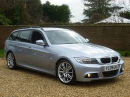 BMW Convertible bmw 3 touring m sport : Used Blue BMW 320d for Sale | South Yorkshire