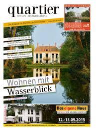 Quartier Wohnen Mit Wasserblick By Berlin Medien Gmbh Issuu