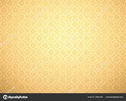 Gold Damask Background Gold Damask Pattern Background Stock Photo Titoonz