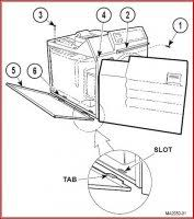 midmark m9 m11 autoclave troubleshooting guides left hand side panel removal installation