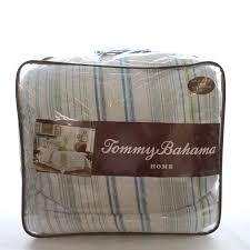tommy bahama home la scala breezer cal king comforter set seaglass bedding i1154