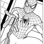 Spiderman coloring is a fun game in which you will be enjoying the task of coloring the spiderman cartoon. Spiderman Coloring Pages