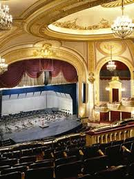 Proctors Mainstage Seating Chart Proctors Theatre Mainstage Schenectady Ny The Bands