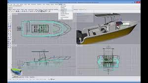 Rhino Boat Design Software Orca3d Marine Design Software Overview For Rhino