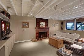Unfinished Basement Design Classy Decorating Best Basement Plans Cool Basement Ceilings Cool