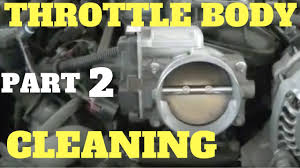PART 2 CLEANING LS ENGINE THROTTLE BODY | Chevy & GMC Vortec 4.8 ...
