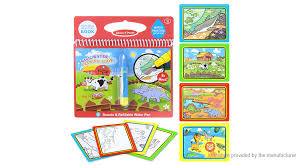 magic water drawing book kids educational toy
