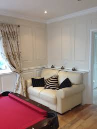 Uk Living Room Wall Panels By Wall Panelling Living Room For Itv1 60mm Moulding