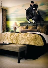 Horse Theme Bedroom Awe Inspiring Horse Decor For Bedroom Best Rooms Ideas  On Girls Horse Themed
