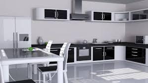 69 Unique Cuisine Moderne Noir Et Blanc Cuisine Idee Deco