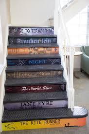 King University New Stair Riser Artwork Revealed During Library