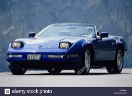 Chevrolet Corvette C4 fourth generation - 1994 Model Year - front ...