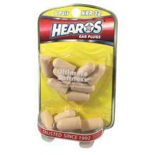 Hearos HO5414 <b>Ultimate Softness</b> Foam <b>Ear Plugs</b> - 6 Pairs