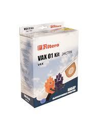 <b>Набор</b> мешков и <b>фильтров</b> VAX 01 <b>Kit</b> Экстра, 2 мешка + 3 ...