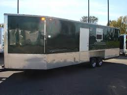 pre owned 2009 8 20 ice castle toy hauler