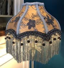 Lampshades By Design How To Make A Victorian Lampshade