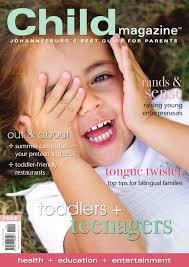 Fat Sack Design Quarter Child Magazine Joburg Nov 2010 By Hunter House Publishing