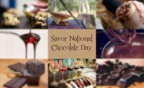 national chocolate day october 28.  October National Chocolate Day And Day October 28