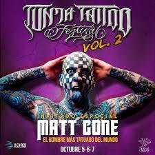 Tunja Colombia Tattoo Festival October 567 2018 Mattgonenet
