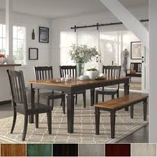 size 6 piece sets kitchen dining room sets at overstock our best dining room bar furniture deals