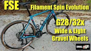 Grams Light Bikes Fse Filament Spin Evolution G28 32x Wide Light Gravel Wheelset Review 1 253 Grams