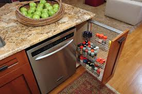 Pull Outs For Kitchen Cabinets Kitchen Cabinets Pull Out Spice Rack By Dishwasher Buy Cabinets