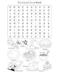 Word Search Puzzle Food | Download Free Word Search Puzzle Food ...