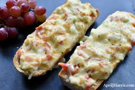 quick and easy crab melts a tasty