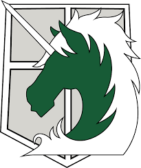 Attack on Titan] Military Police Logo [*.AI file] by King-of ...