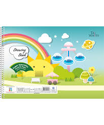 drawing book a4 29 7 21 cm cartraige sheet pg 60