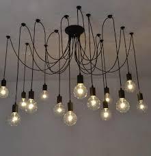 edison bulb flush mount light lovely ⊠mordern bar nordic retro edison bulb chandelier antique
