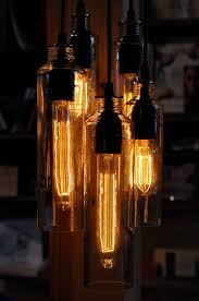 hand made recycled bottle voss bottle pendant lamp whiskey pertaining to stylish residence whiskey bottle chandelier plan