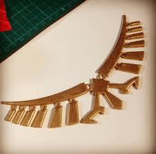 image of legend of zelda props breath of the wild necklace