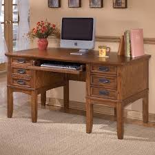 ashley furniture cross island home office storage leg desk item number h319 26