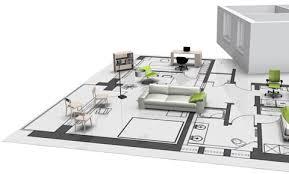 Space Planning. Interior design