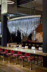 fiberoptic chandelier 10ft long at city o city