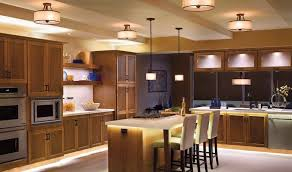 terrific led kitchen lighting ideas for modern kitchen
