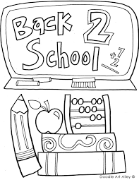 In here you will find kids learning activities, coloring sheets for kids, toddlers, preschool, kindergarten, 1st grades, printables, letters, teaching methods, lesson plans, fun activities and pretty much anything i have personally found useful with my own children. Back To School Coloring Pages Printables Classroom Doodles
