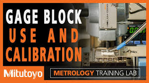 Gage Block Introduction How To Use And Calibrate Gauge Blocks
