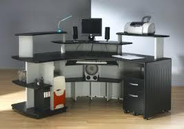 home office desk worktops. Enduro Home Office Desk Workstation Ultimate Computer Tidier Images Furniture Desks John Lewis Pc Table Black Worktops