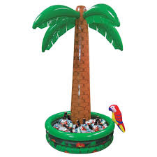 inflatable palm tree drinks cooler 1 8m