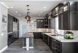Grey Kitchen Design Ideas