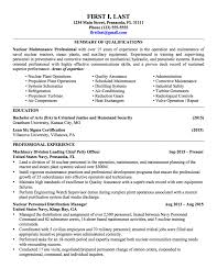 6 Sample Military To Civilian Resumes Hirepurpose Free Resume