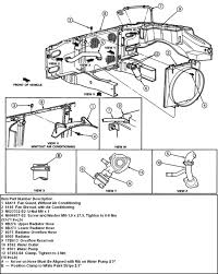 99 ford explorer cooling system diagram picture large size