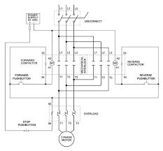 motor starter full voltage reversing 3 phase motors wiring 3 phase motor connection windings at 3ph Motor Wiring Diagram
