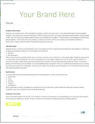 Job Advertisement Template Examples Now Hiring Ad Free